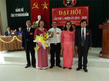 Đại hội lần thứ I, nhiệm kì 2015-2020